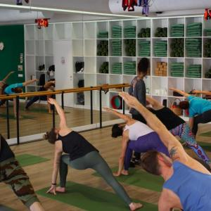 Yogabody Fitness Studio Roger de Flor